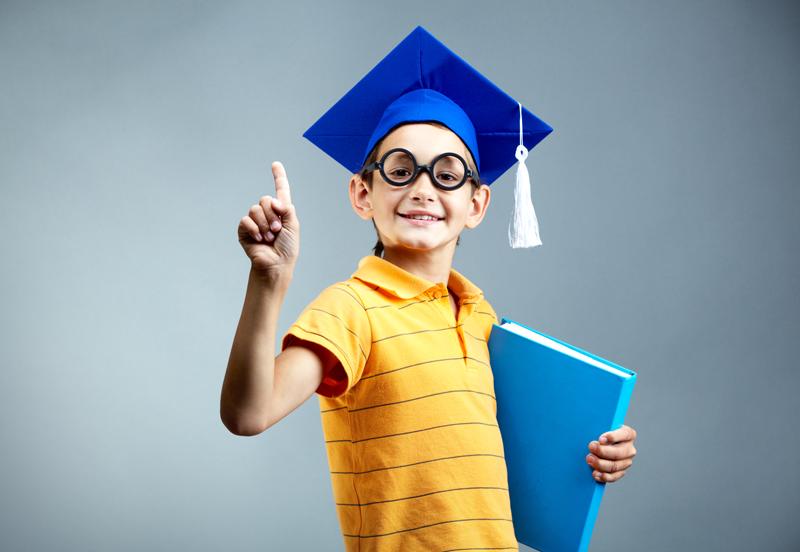 Clever Kid Top Scholar