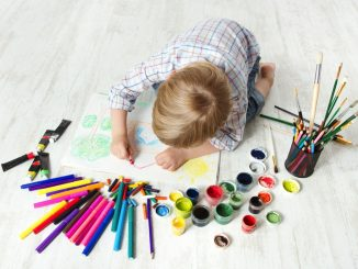 Child Drawing Art