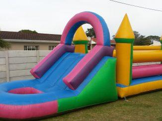 Jumping Castle Kids Party Entertainment