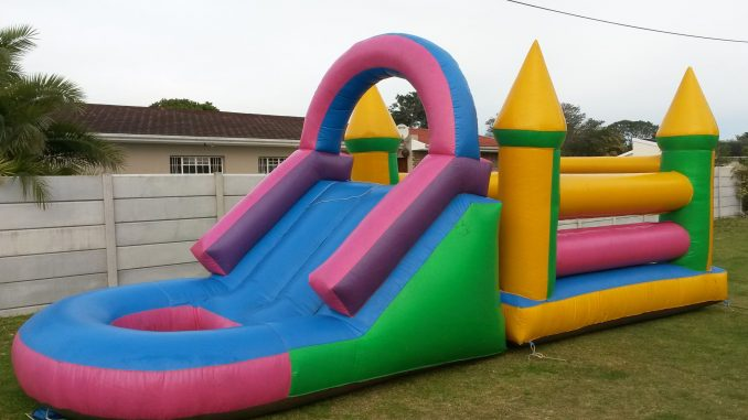 Jumping Castle Kids Party Entertainment