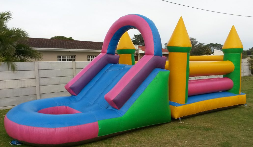 Add some bounce to your kid's party with Mr Jump Jumping Castles!