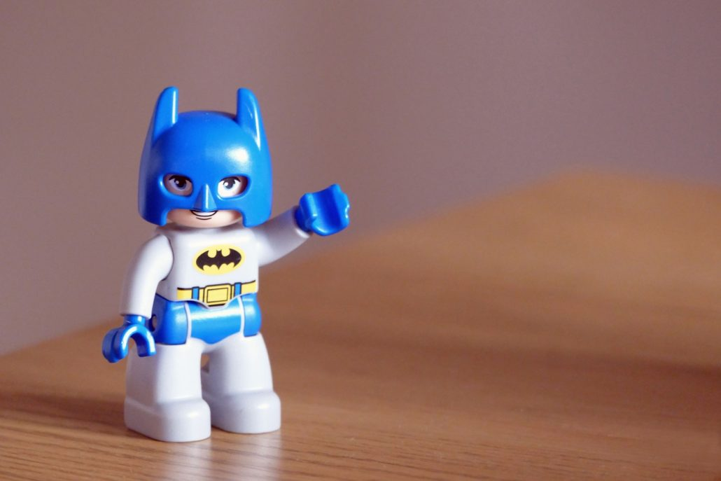 Why your kids need Superheroes