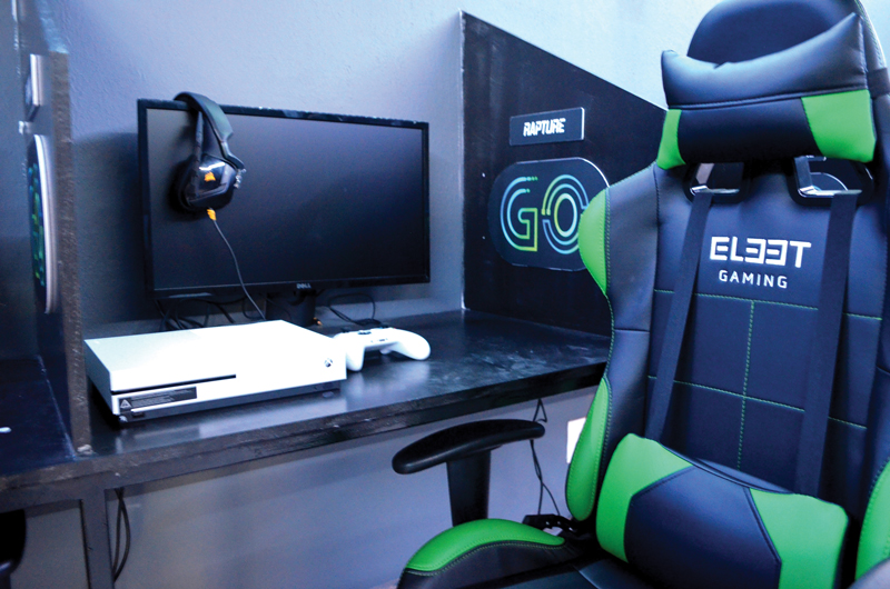 Game on…Finally, Port Elizabeth's gamers have a home