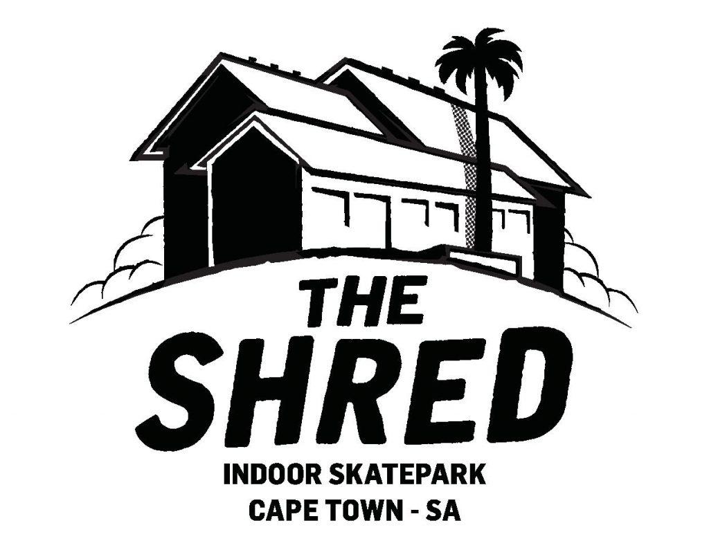 The Shred logo