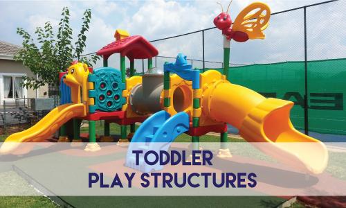 Crazy Concepts- Playground Equipment