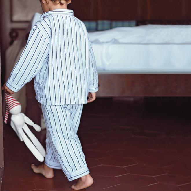 Sleep Walking Child
