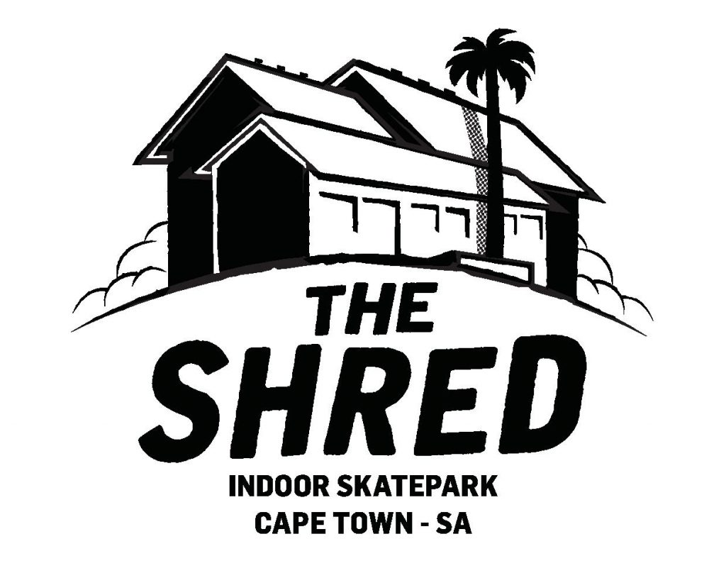 The Shred logo