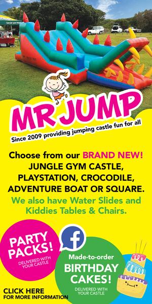 Mr Jump Jumping Castles
