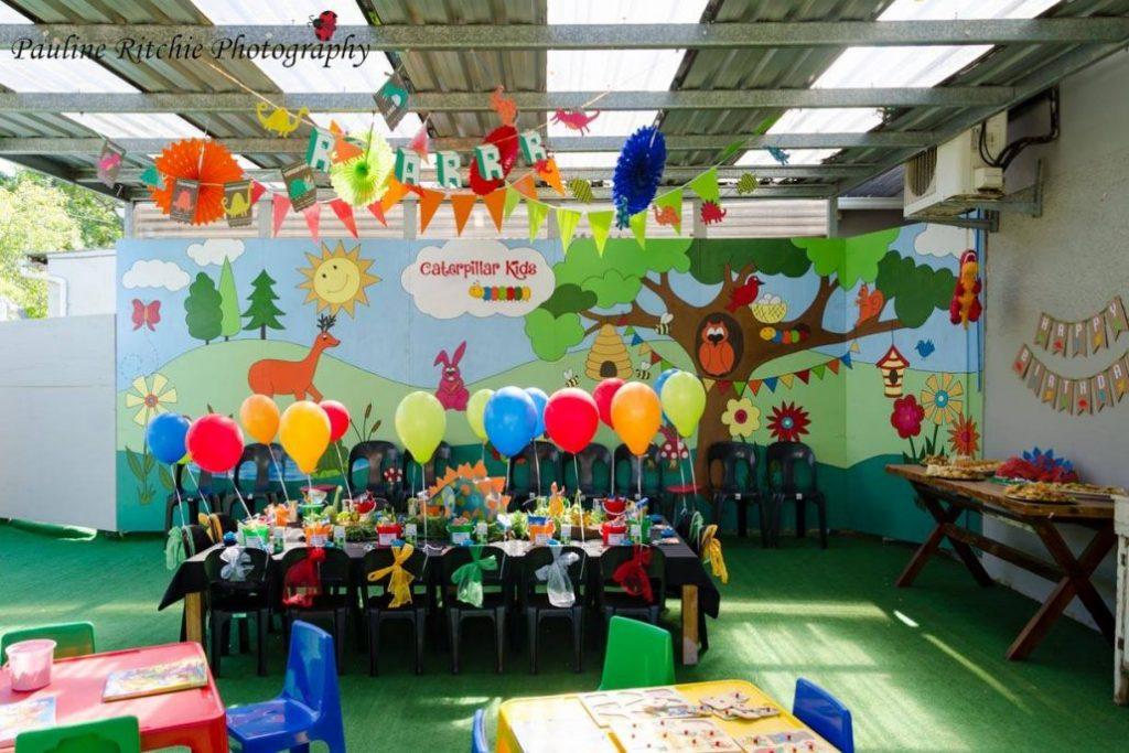 kids party venues port elizabeth caterpillar kids
