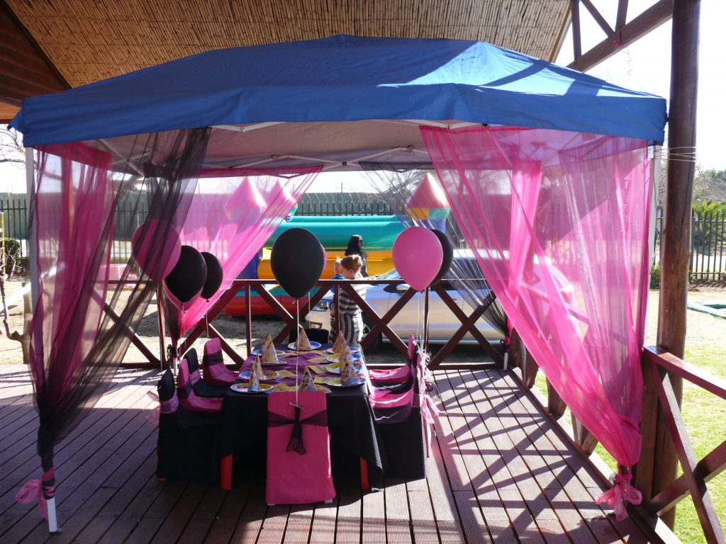 Kiddy-Up Party Venue