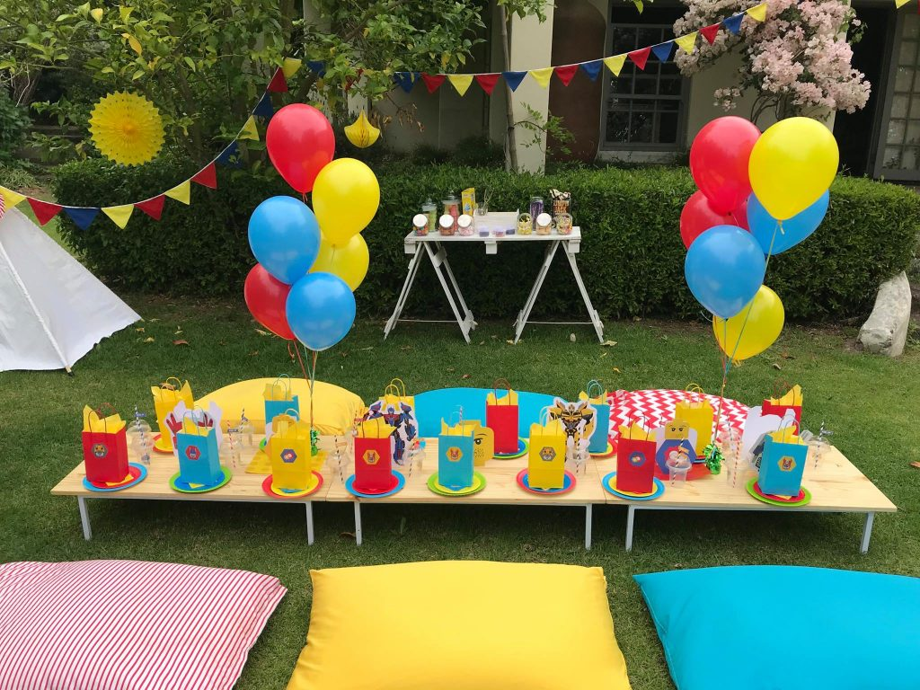 Whimsical Parties