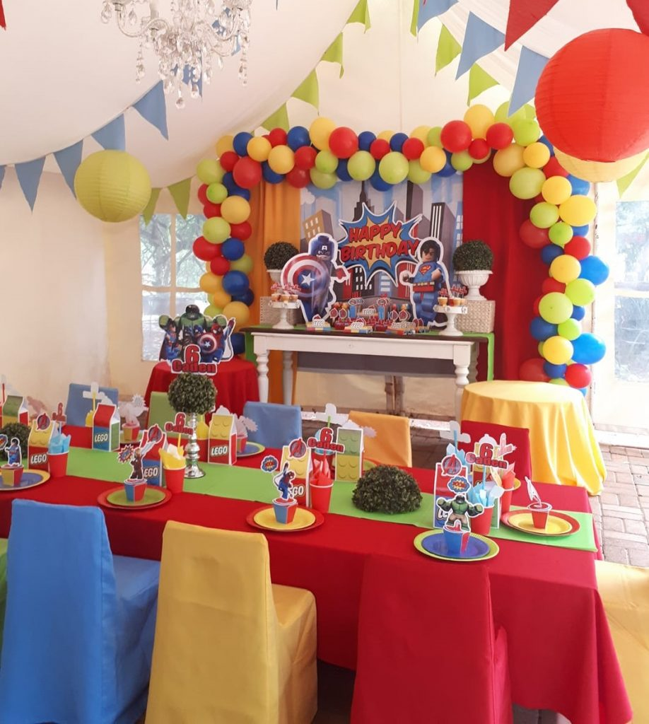Kids Party Venues: Top Kids Party Venues In Pretoria