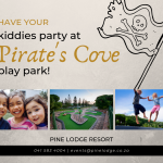 Pine Lodge Resort - Kids Party Venue - Port Elizabeth