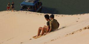 Addo Cruises & Sand Sledding, Sundays River, Eastern Cape