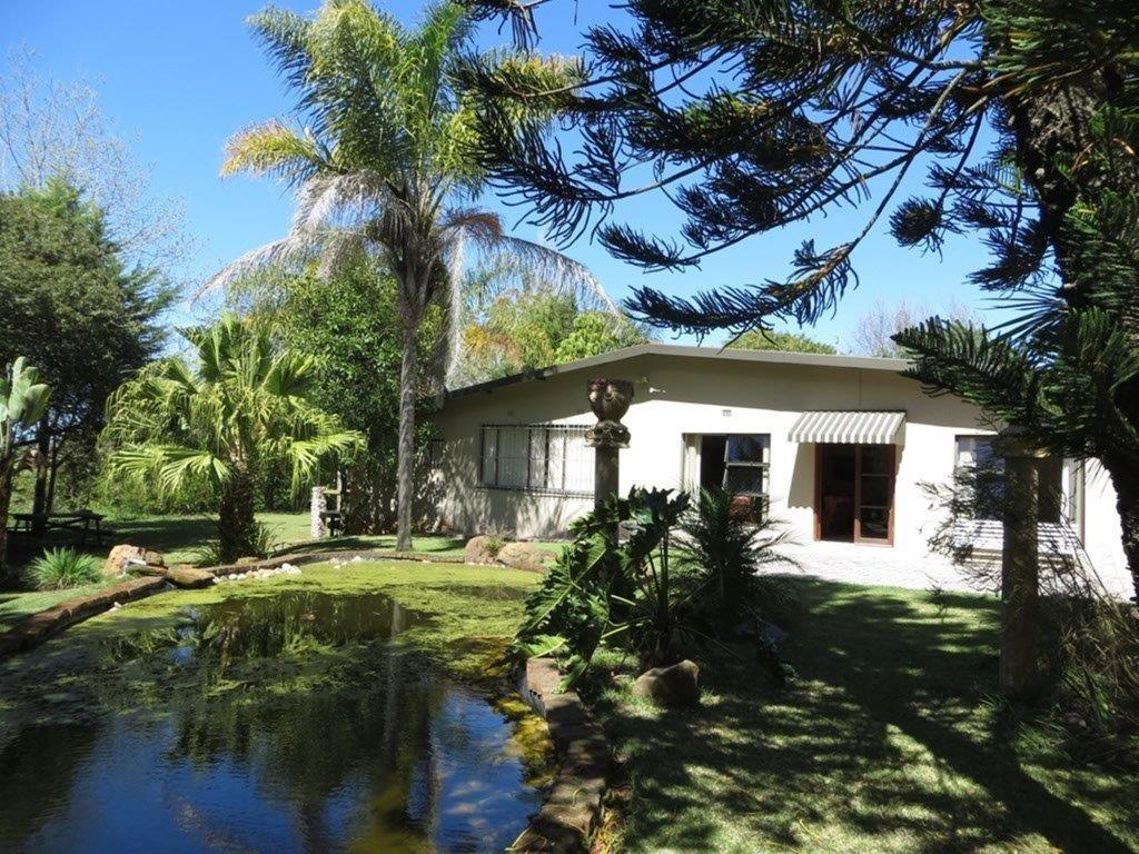 Ouma's farm House