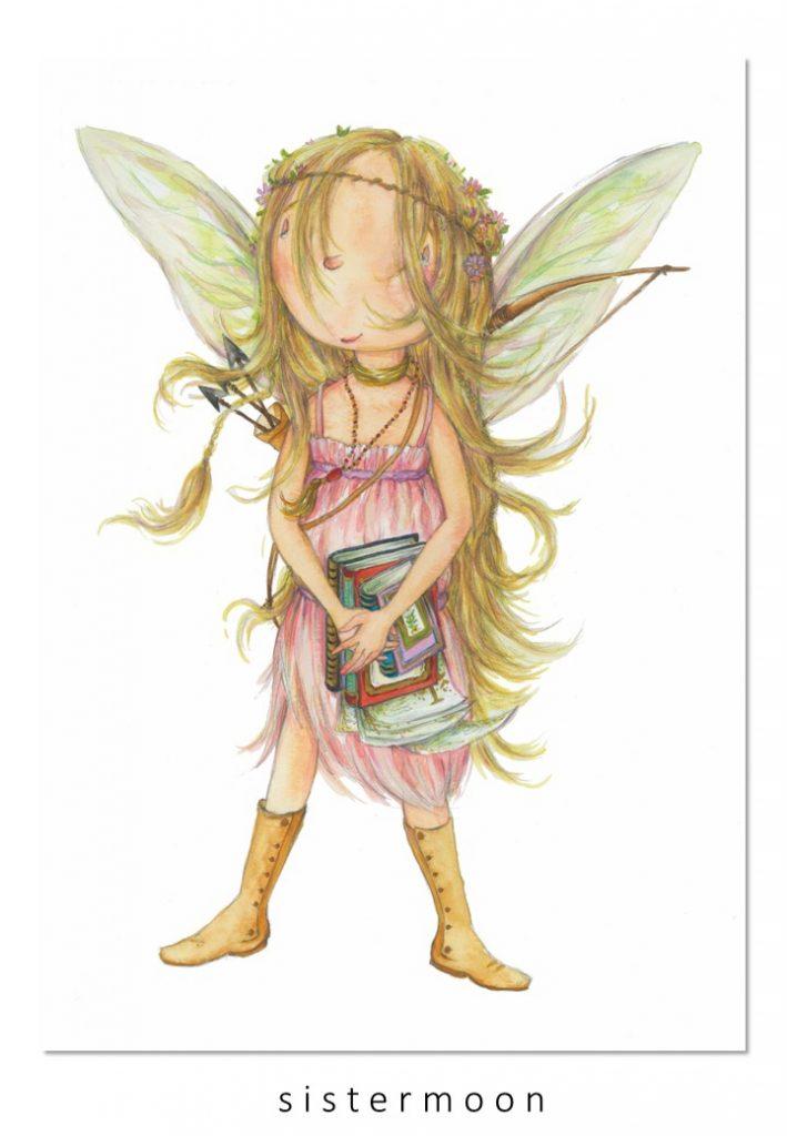wall art fairies
